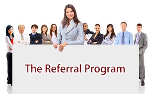 The Inertia Group Referal Program